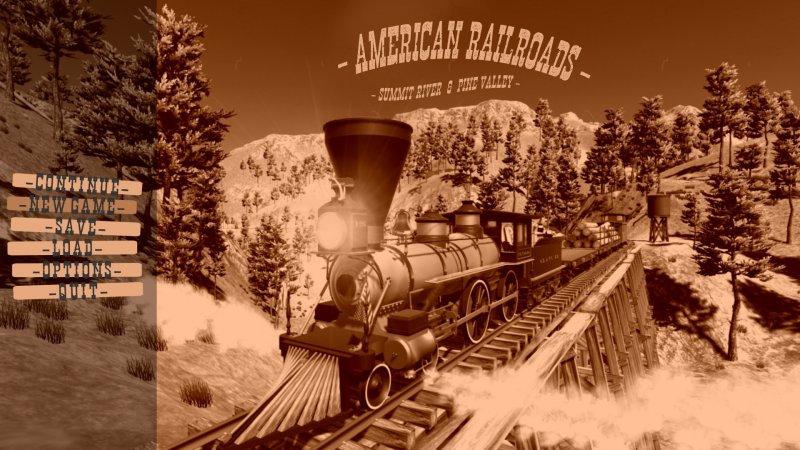 American Railroads - Summit River & Pine Valley截图第1张