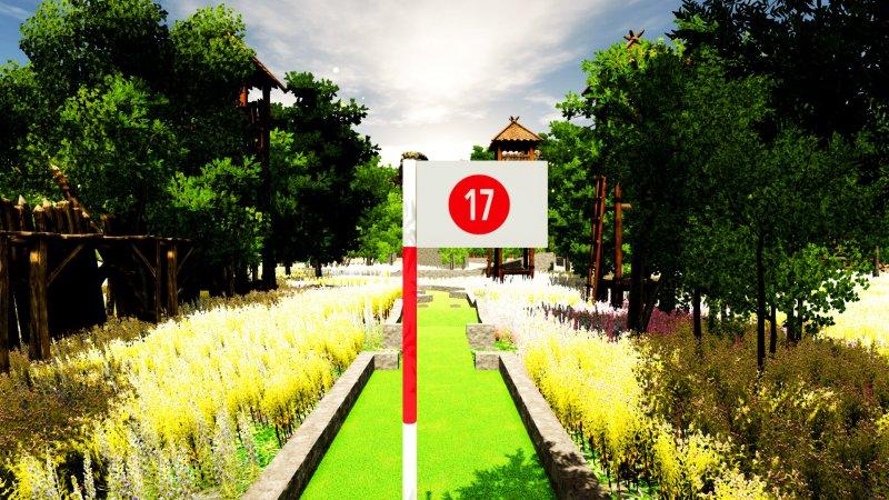 迷你高尔夫球场截图第2张