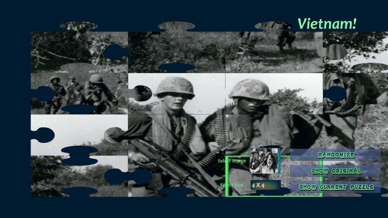 Vietnam War PuZZles截图第3张