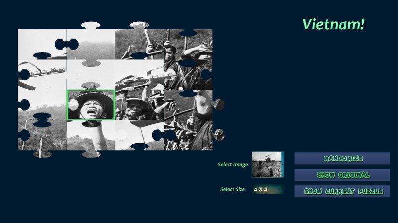 Vietnam War PuZZles截图第5张