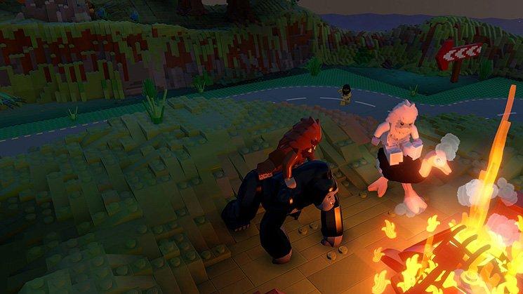 Lego Worlds截图第1张