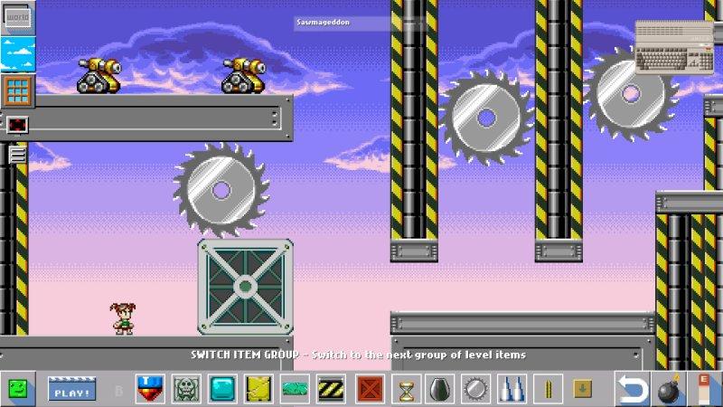 PlataGO!超级平台游戏制作大师截图第3张
