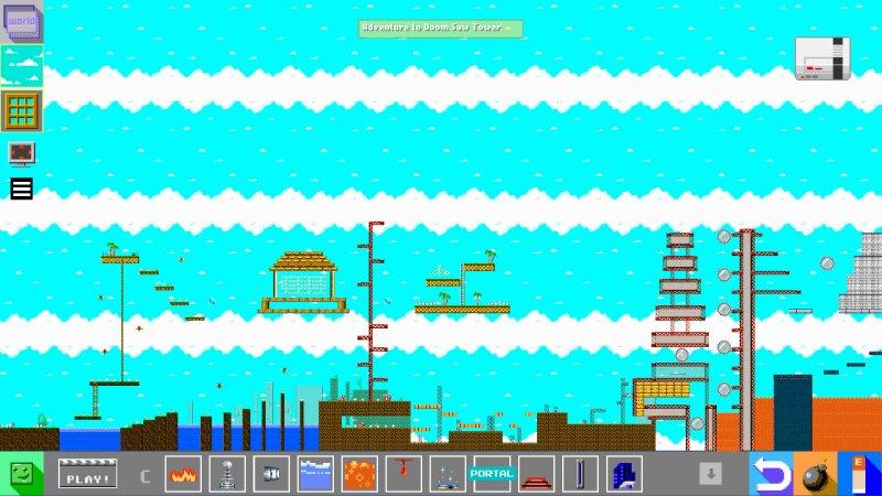 PlataGO!超级平台游戏制作大师截图第2张