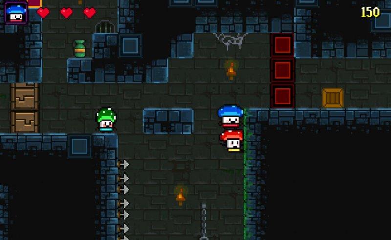 蘑菇英雄截图第4张