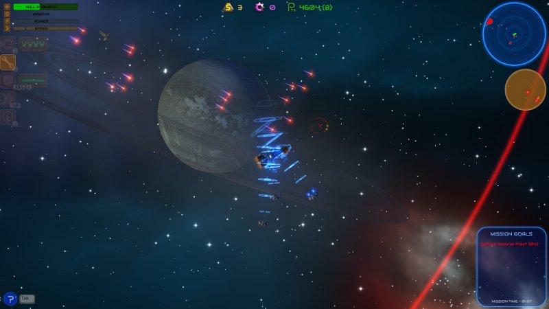 太空巡洋舰截图第2张
