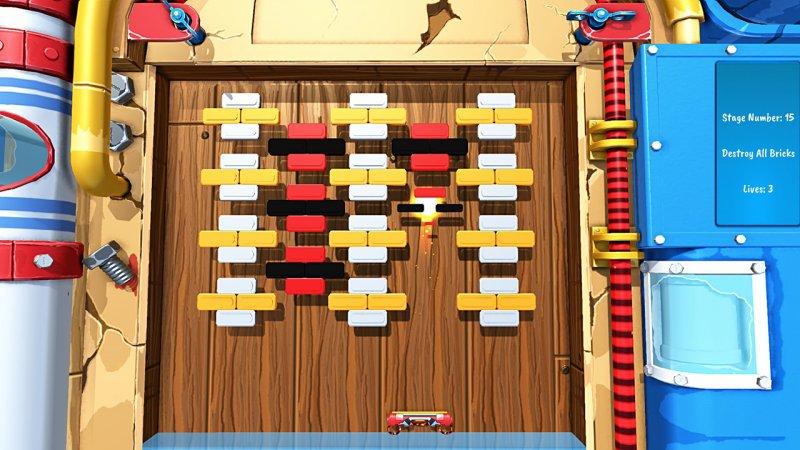 Glaive: Brick Breaker截图第4张