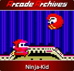 Arcade Archives Ninja-Kid