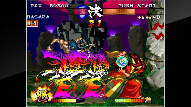 ACA NeoGeo Samurai Shodown III截图第2张