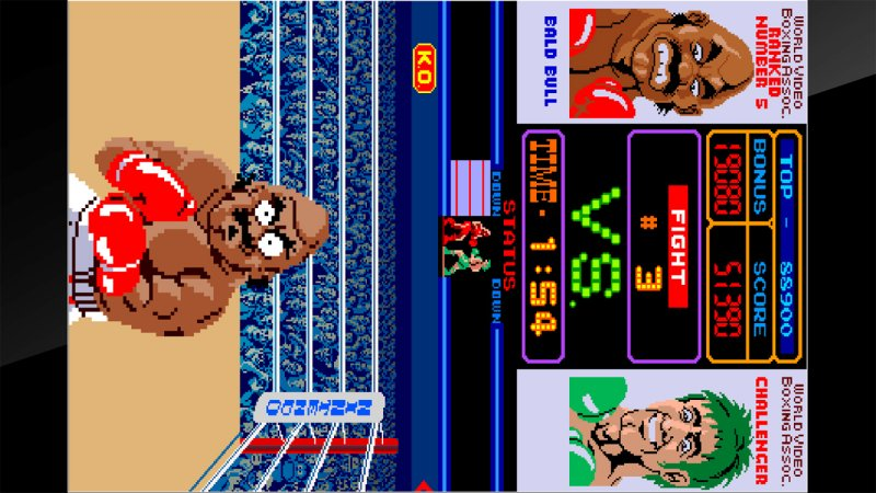 Arcade Archives Punch-Out!!截图第6张