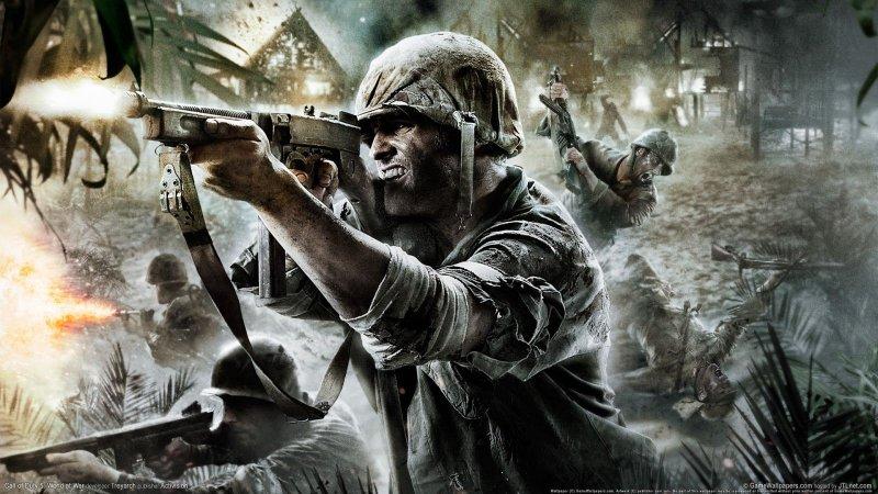使命召唤:战火世界截图第2张