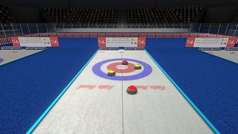 冰壶世界杯截图第5张