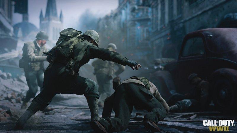 使命召唤:二战截图第5张