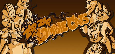 Zap Zap Zombie Cats