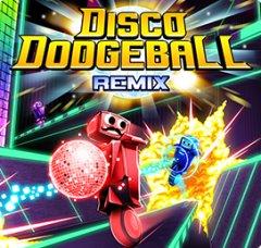 机器人碰撞迪斯科躲避球