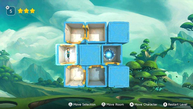 迷宫穿越截图第2张