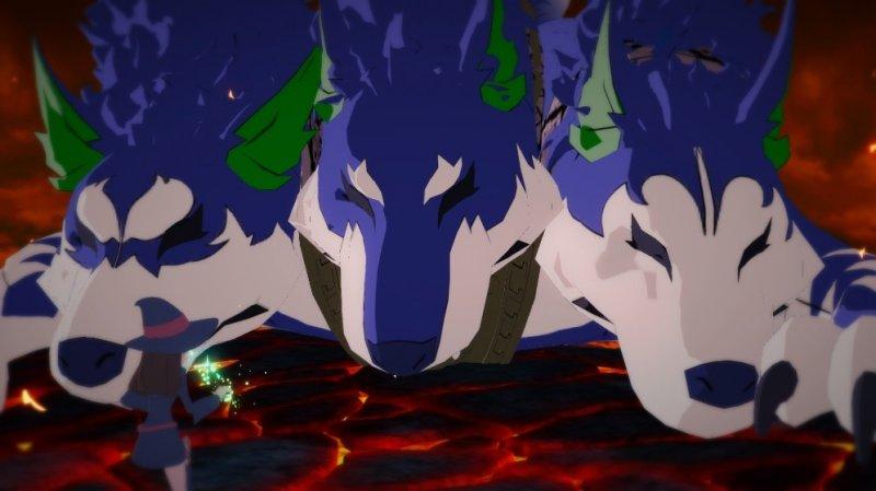 小魔女学园:时之魔法与七不可思议截图第3张