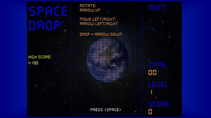 Space Drop截图第1张