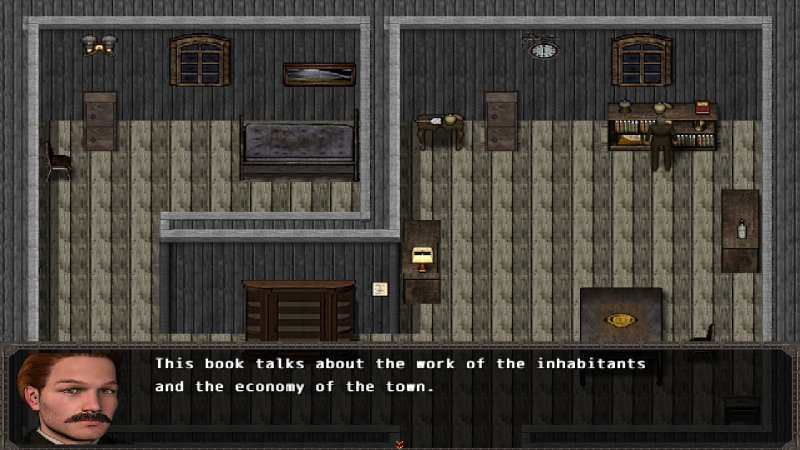 Cursed Town截图第4张