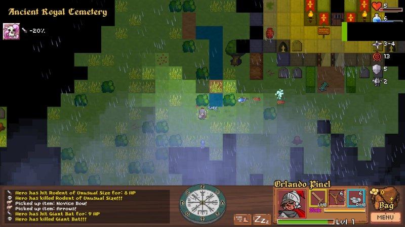 Paper Dungeons Crawler截图第1张