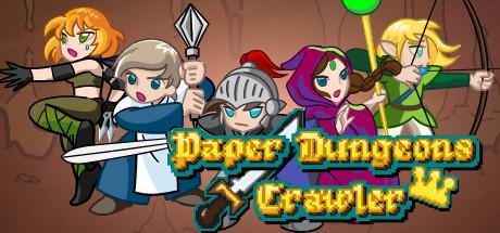Paper Dungeons Crawler