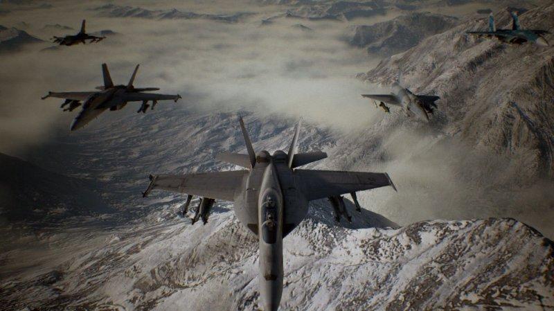 皇牌空战7:未知空域截图第2张