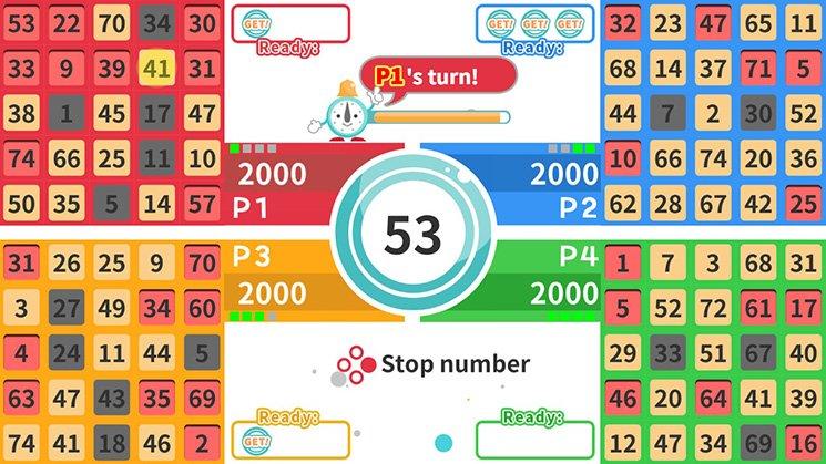 BINGO for Nintendo Switch截图第2张
