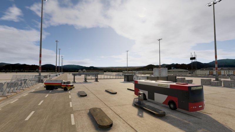 机场模拟截图第3张