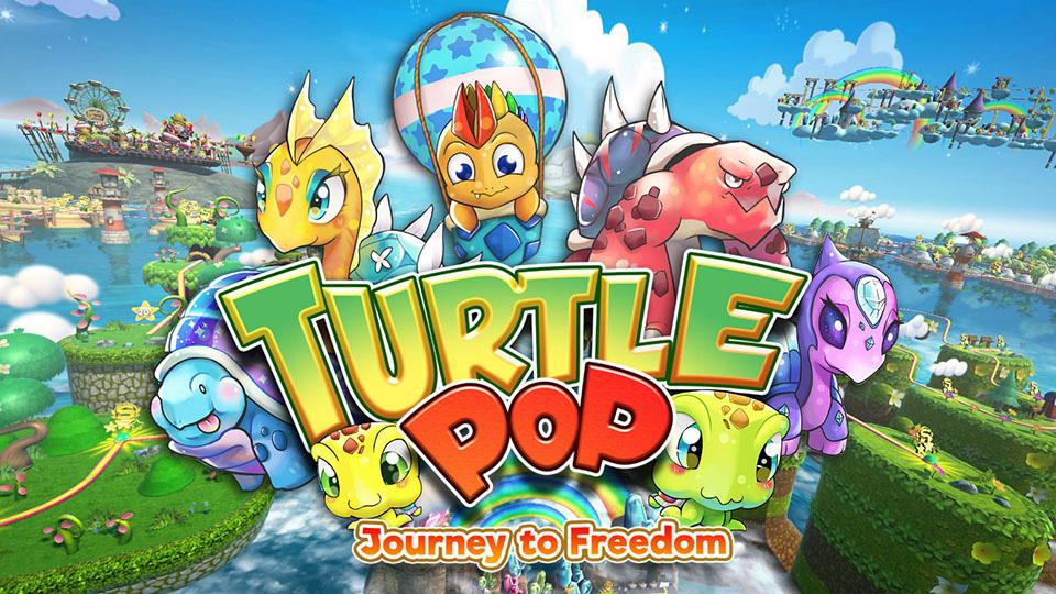 TurtlePop: Journey to Freedom