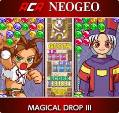 ACA NEOGEO Magical Drop III