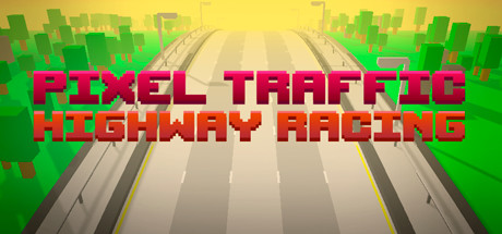 Pixel Traffic: Highway Racing