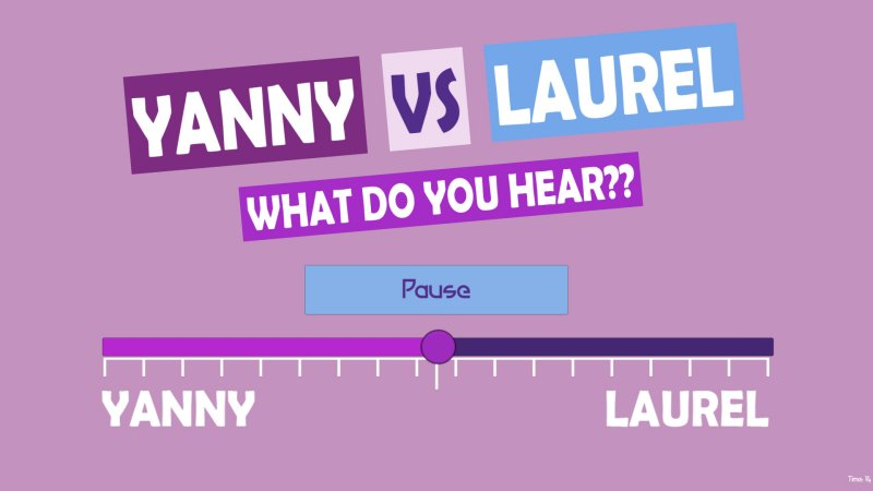 What do you hear?? Yanny vs Laurel截图第5张