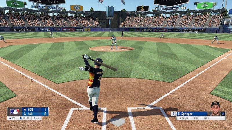 RBI棒球18截图第6张
