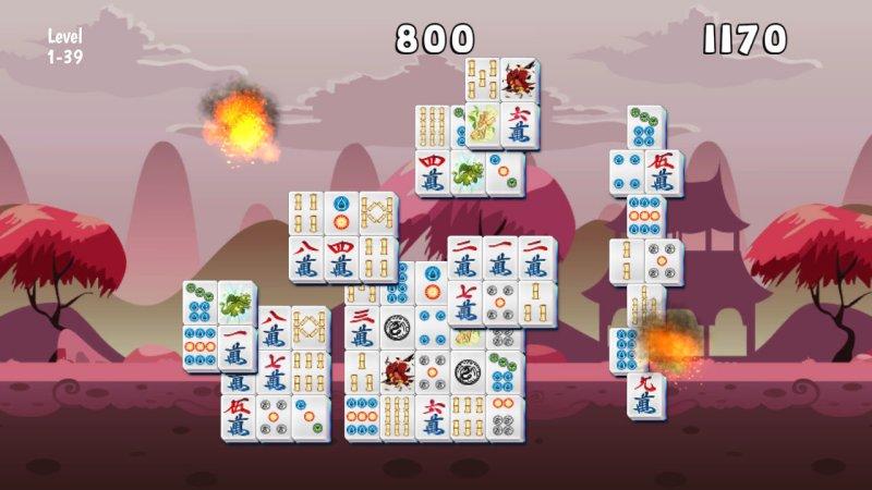Mahjong Deluxe 3截图第6张