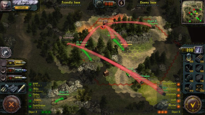 Find & Destroy: Tank Strategy截图第6张