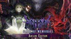 Anima: Gate of Memories: Arcane Edition