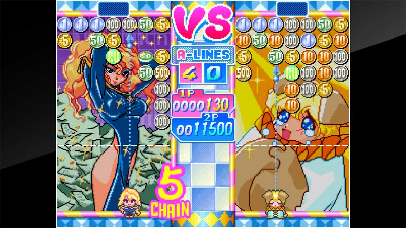 ACA NEOGEO Money Puzzle Exchanger截图第2张