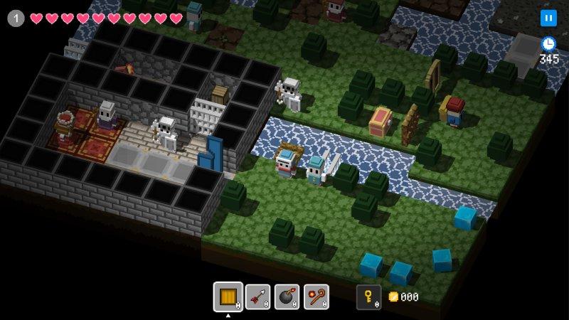 砖块迷宫建造者截图第6张
