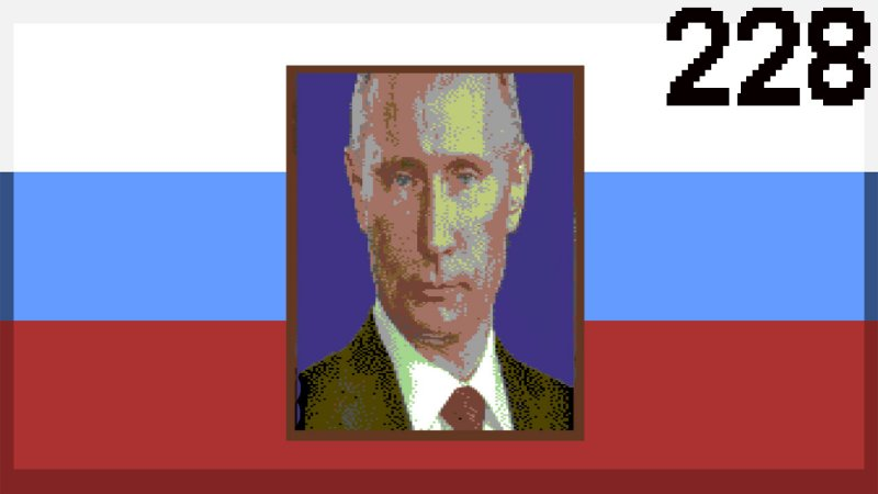 Vatnik Simulator - A Russian Patriot Game截图第3张