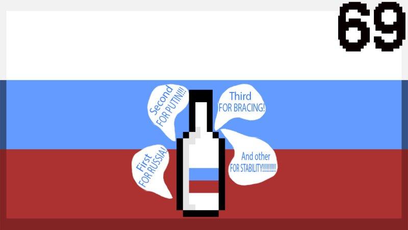 Vatnik Simulator - A Russian Patriot Game截图第4张