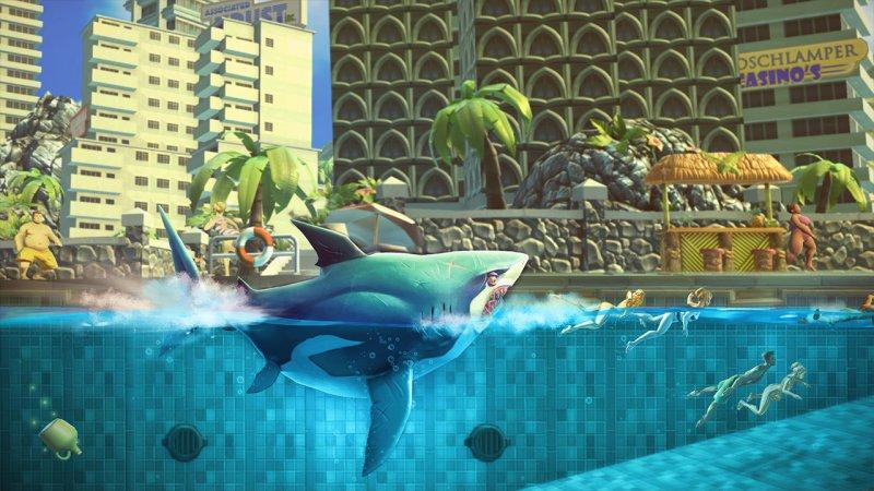 饥饿鲨:世界截图第2张