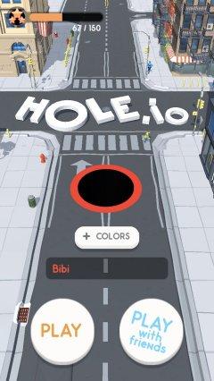 黑洞大作战截图