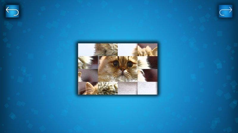 猫狗拼图截图第1张