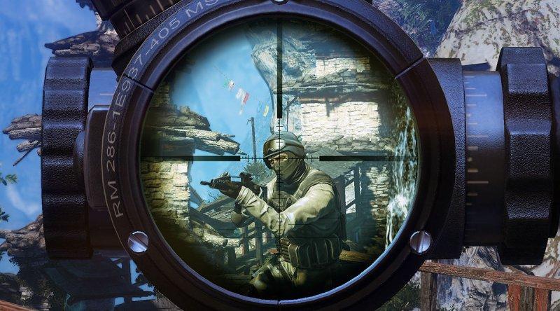 狙击手:幽灵战士2截图第3张
