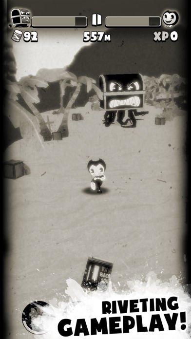 梦魇奔跑中的班迪截图第2张