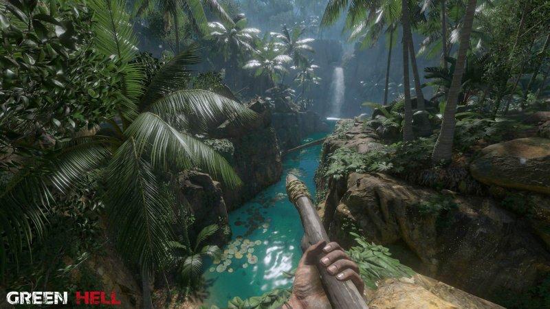 丛林地狱截图第1张