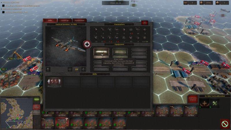 装甲策略截图第1张