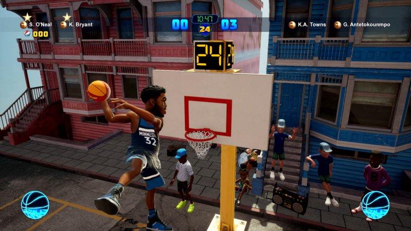 NBA 2K 欢乐竞技场2截图第2张