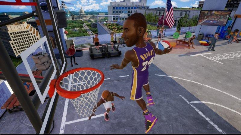 NBA 2K 欢乐竞技场2截图第3张