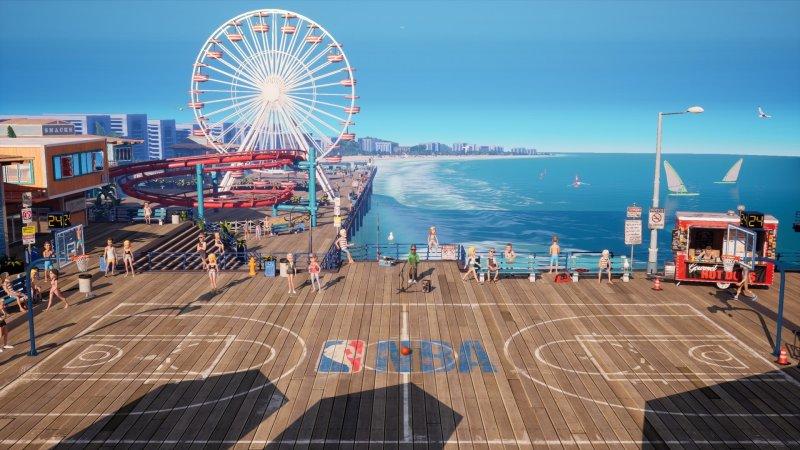 NBA 2K 欢乐竞技场2截图第4张