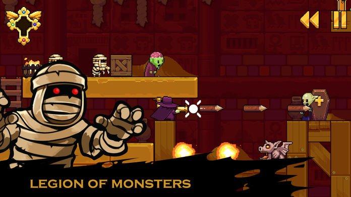 超度亡灵2:怪物猎手截图第3张